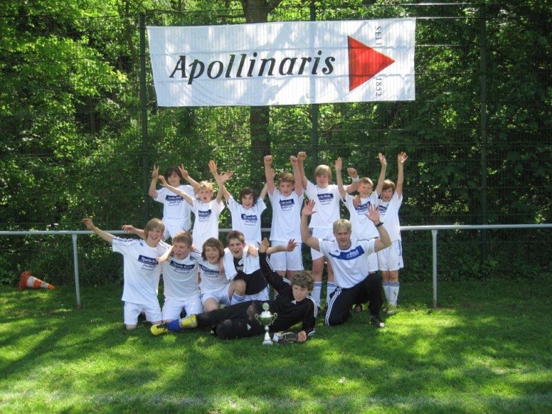 D-Jugend gewinnt Apollinaris-Cup ! Daposi10