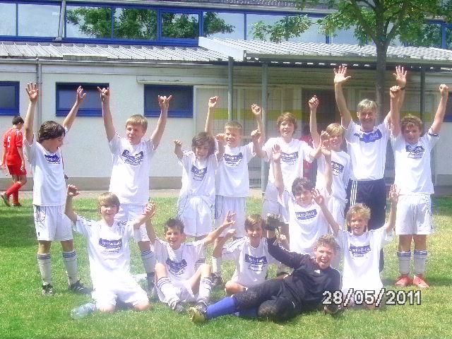 D-Jugend der SG Bachem/Walporzheim ist Meister ! Dmeist10