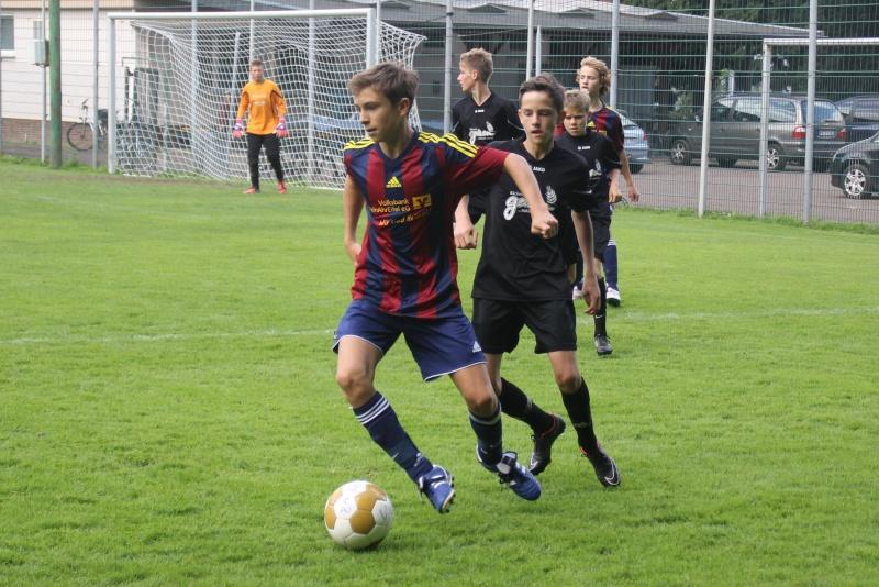 1.Spieltag: BaGraWa - SSV Heimbach-Weis 6:1 (2:1) Img_3412