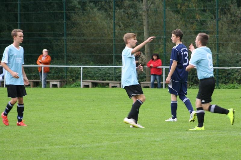 1.Runde Rheinland-Pokal: BaWa - JSG Bengen 6:1 (2:1) Img_6425