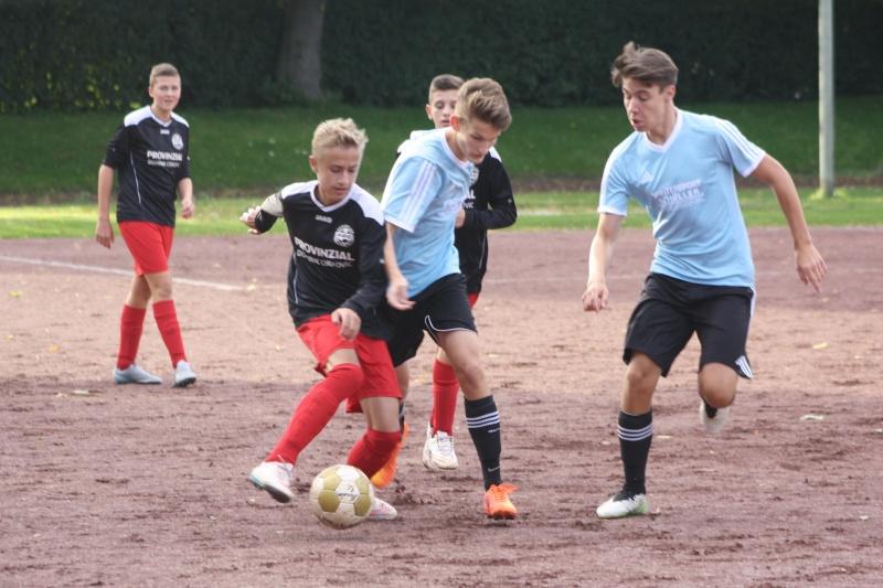 2.Spieltag: Ahrweiler BC II - BaWa ß:12 (0:5) Img_6912