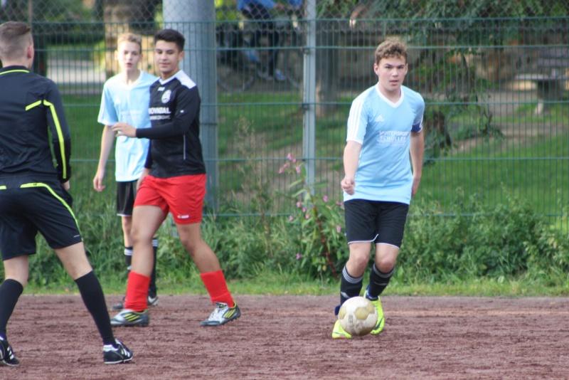 2.Spieltag: Ahrweiler BC II - BaWa ß:12 (0:5) Img_6918