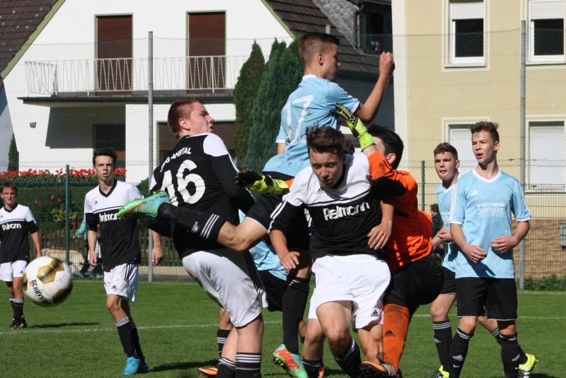 3.Spieltag: BaWa - JSG Ahrtal Ahrbrück 6:1 (1:0) Img_7329