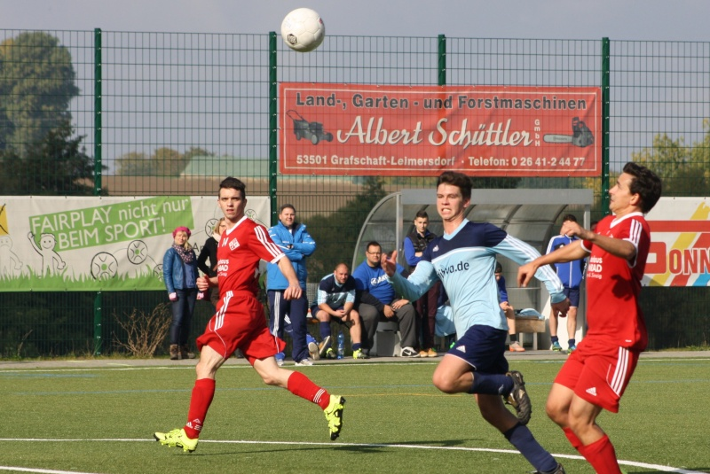 9.Spieltag: Grafschafter SV II - BaWa 2:1 (0:1) Img_8110