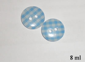 Retalhos de tecidos - novos tecidos Botao110