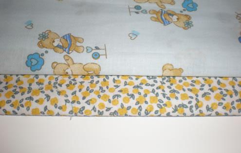 Retalhos de tecidos - novos tecidos Kitazu10