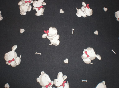 Retalhos de tecidos - novos tecidos Tecido18