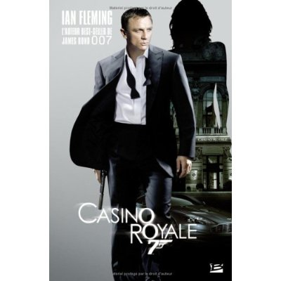 [Fleming, Ian] Casino Royale. Bond10