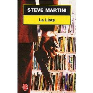 [Martini, Steve] La liste Lalist10