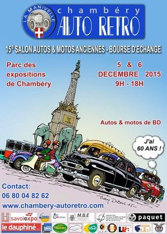 [73] Chambery Auto Retro 5/6 decembre 2015 Image10