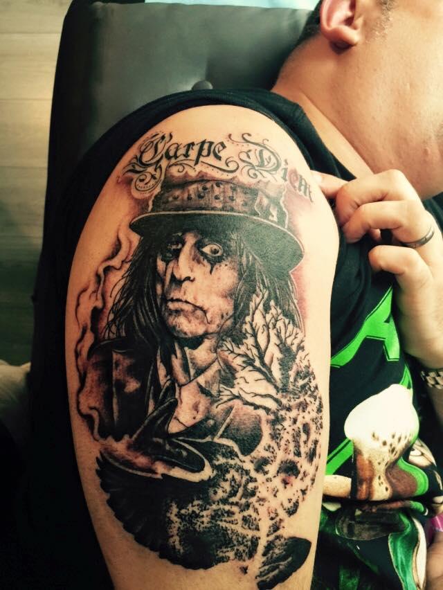 tatouage / piercing : rapport  l'academie de medecine Tattoo10