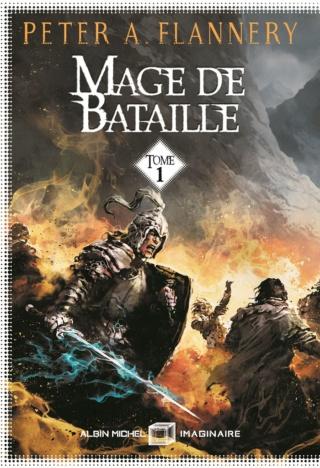 MAGE DE BATAILLE (Tome 01) de Peter A. Flannery Mage-d10