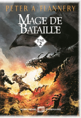 MAGE DE BATAILLE (Tome 02) de Peter A. Flannery Mage-d11