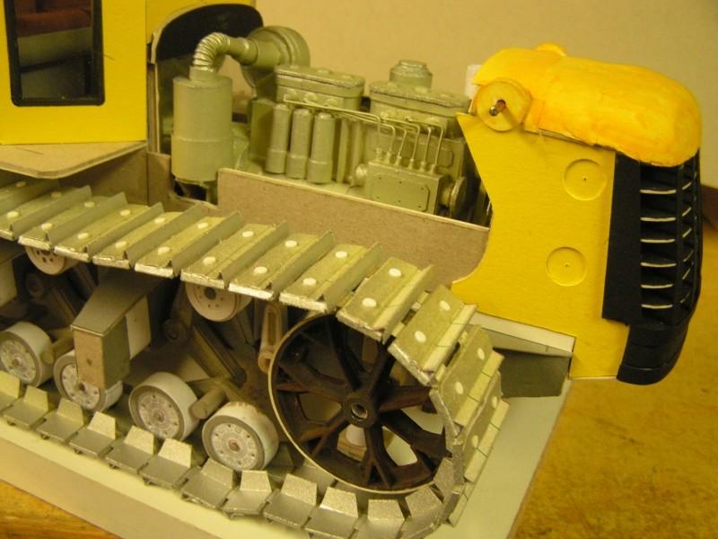 Kettentraktor T180-G  M1:20 gebaut von Klebegold - Seite 3 144k11