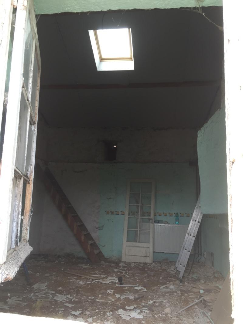 Restauration de toute une partie de la maison 2015-011