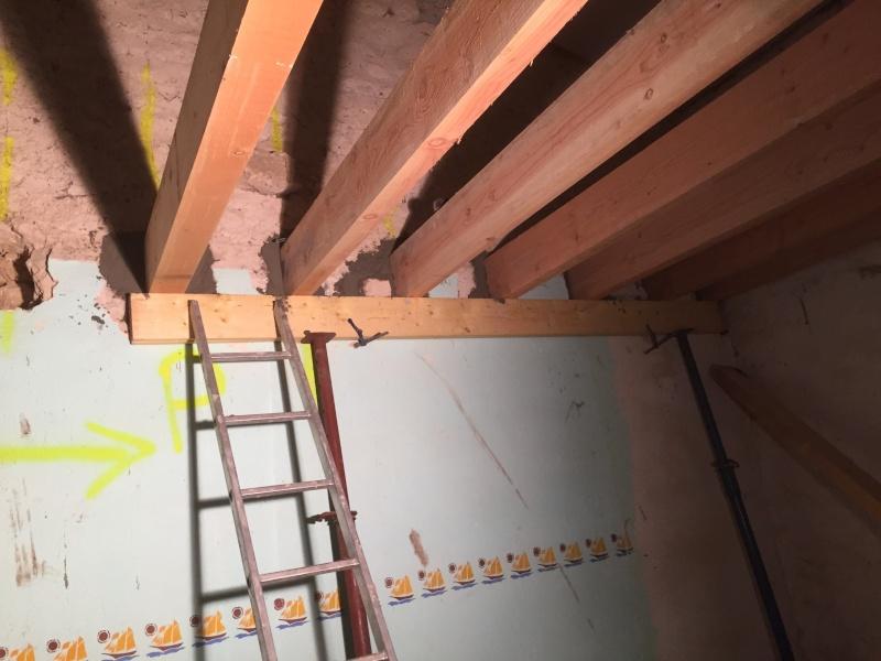 Restauration de toute une partie de la maison 2015-013