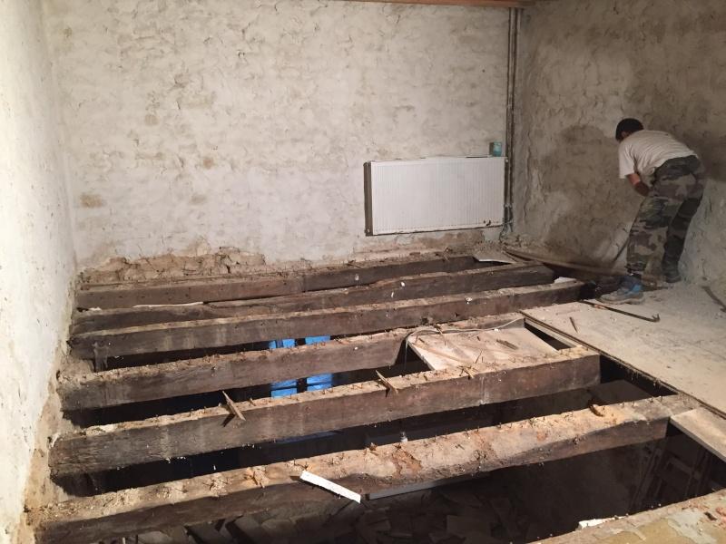 Restauration de toute une partie de la maison 2015-017