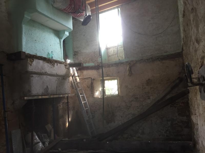 Restauration de toute une partie de la maison 2015-019