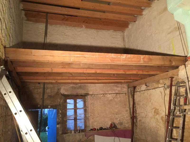 Restauration de toute une partie de la maison 2015-020