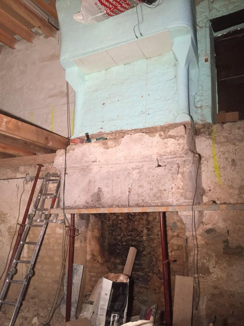 Restauration de toute une partie de la maison 2015-021