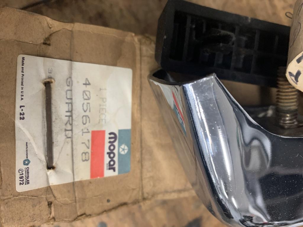 Pieces pour Dodge Polara 1965 Da762e10