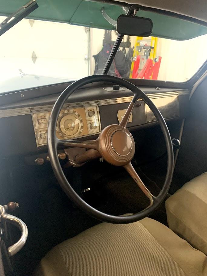 Dodge 1939 D12 Int210