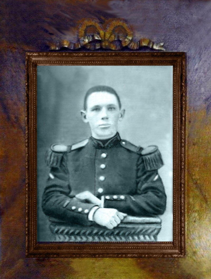Un petit soldat de la grande guerre : portrait retouché. - Page 2 Soldat14