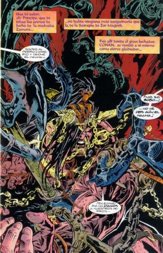 Peor portada/dibujo/ilustración de Conan 16-12-11