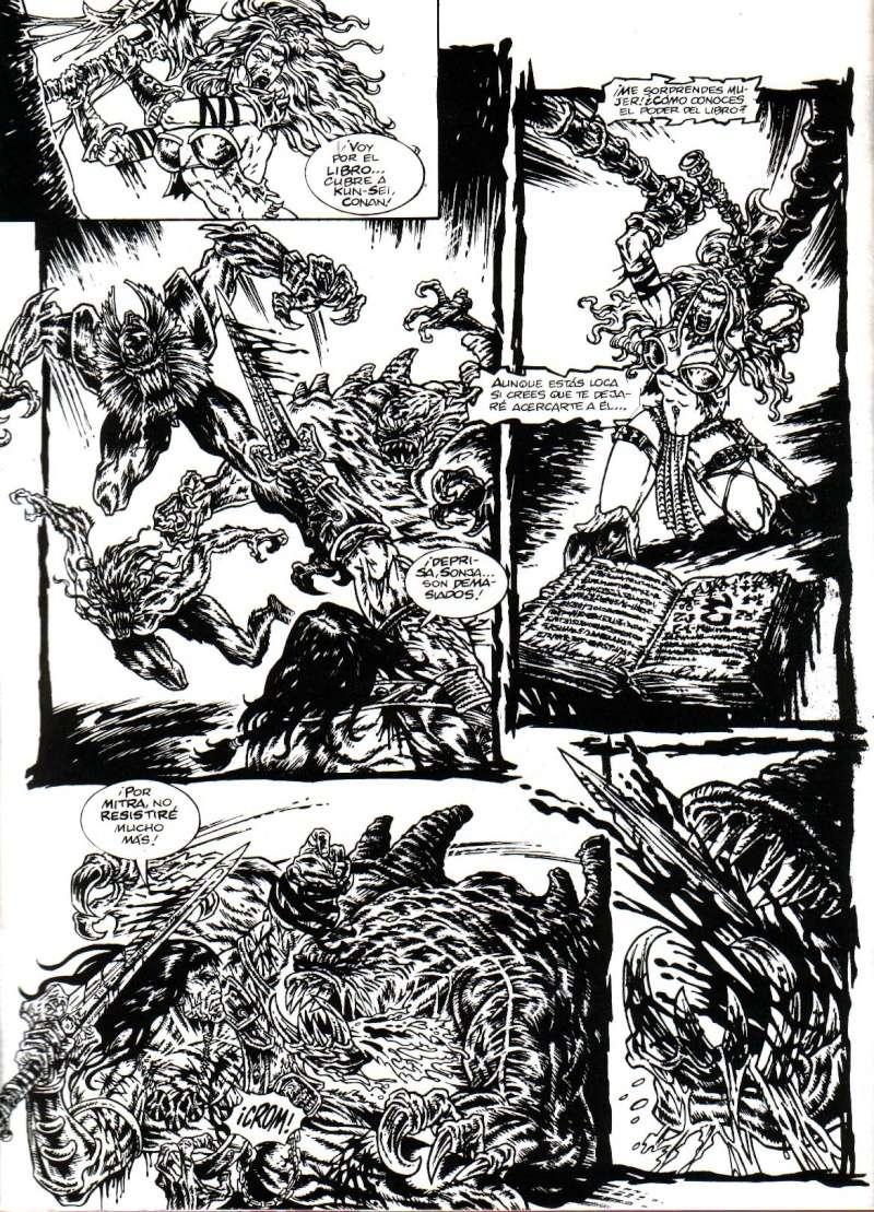 Peor portada/dibujo/ilustración de Conan 23-09-10
