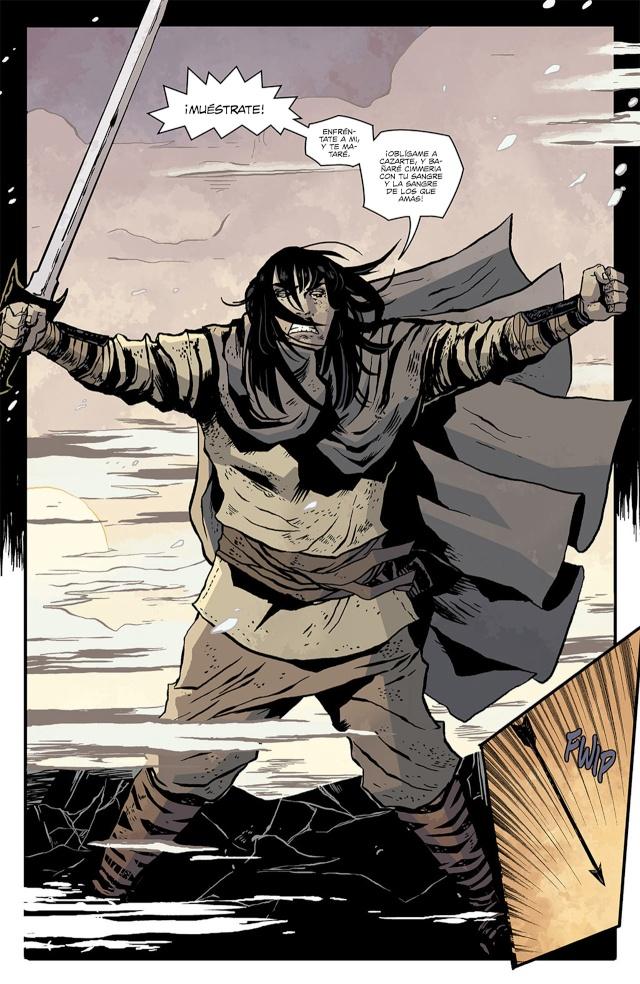 Peor portada/dibujo/ilustración de Conan 30511