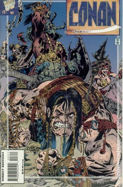 Peor portada/dibujo/ilustración de Conan 56024710