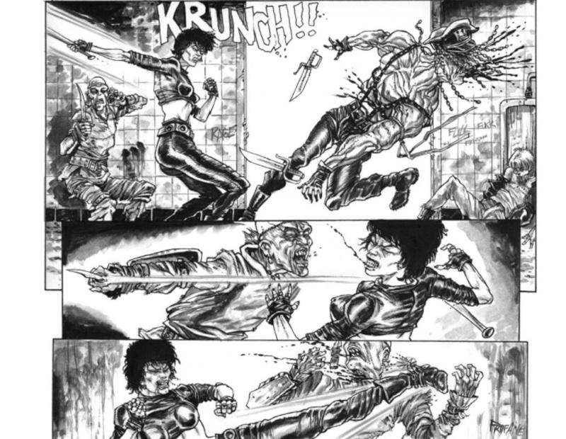Peor portada/dibujo/ilustración de Conan Zhz10