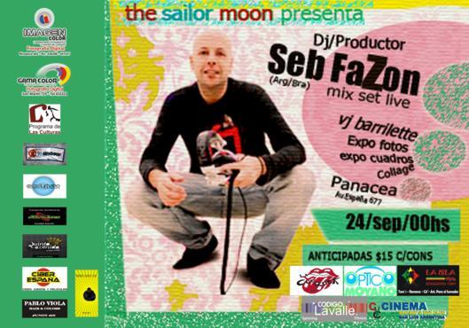 """""""the sailor moon"""" presenta Dj/ pro. Seb Fazon (24/09/2010) Afiche10"""