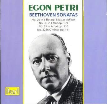 Beethoven Sonate N°32, opus 111 Petri10