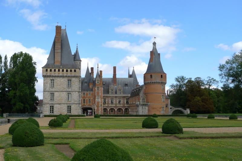 Le château de Maintenon - Page 2 P1040710