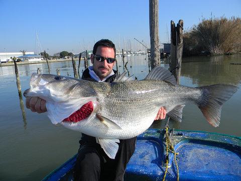 11.2 kg Bass now thats big Bass_b10