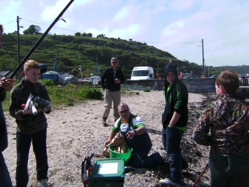 Pictures from Introduction to sea angling and tuition – Passage East, Co. Waterford Coach110