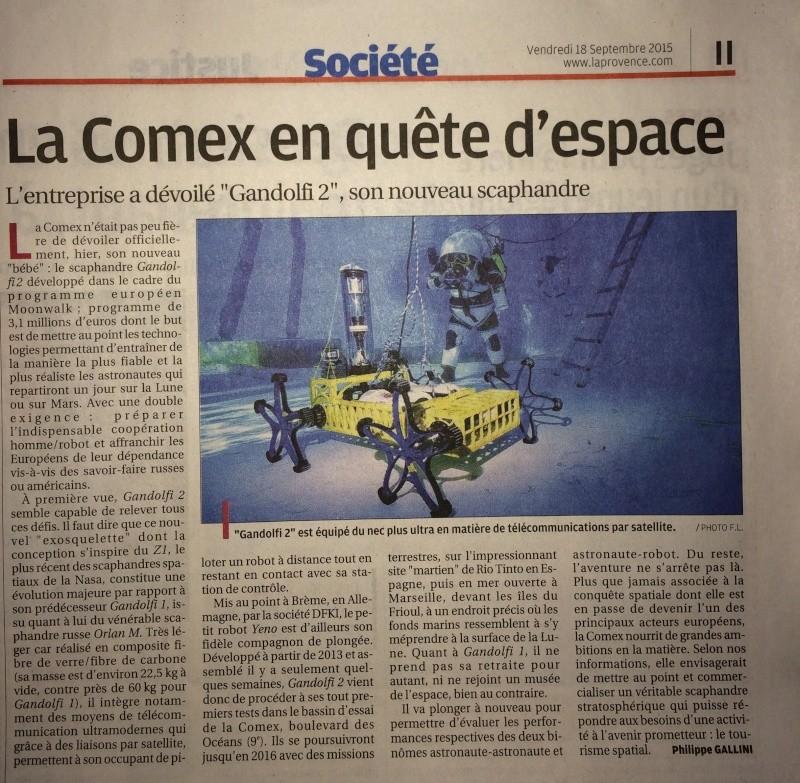 """La Comex presente son nouveau scaphandre """"Gandolfi 2"""" Img_2812"""