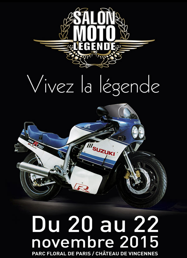 EXPO 6 Cylindres - salon Moto Legende 2015  Salon-11