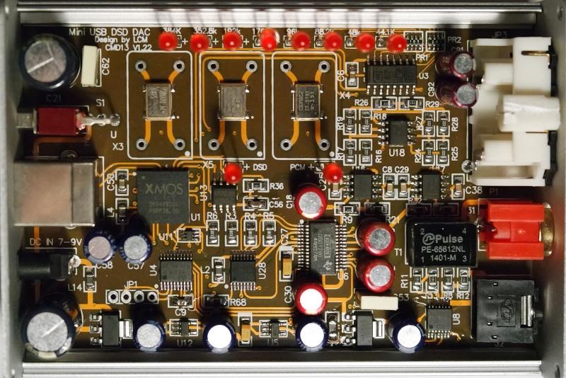Douk audio Vs Douk audio DSD 2 DAC economici a confronto Nuovo10
