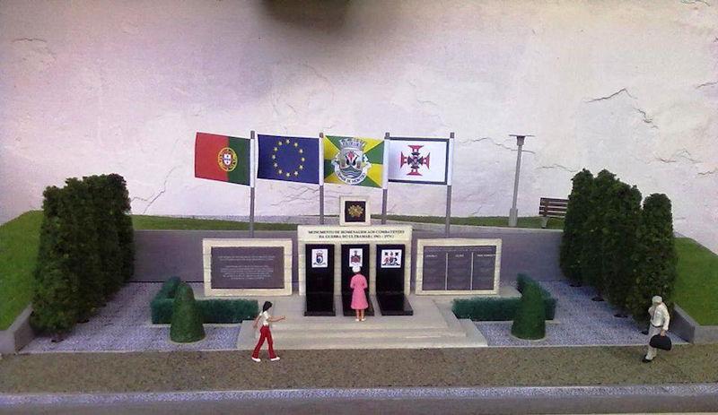 Montijo e os seus mortos - Militares que tombaram na guerra do Ultramar ao serviço da Pátria 12196010
