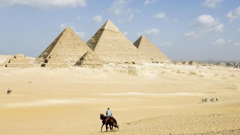 nouveau mystère dans la pyramide de Khéops 72732610