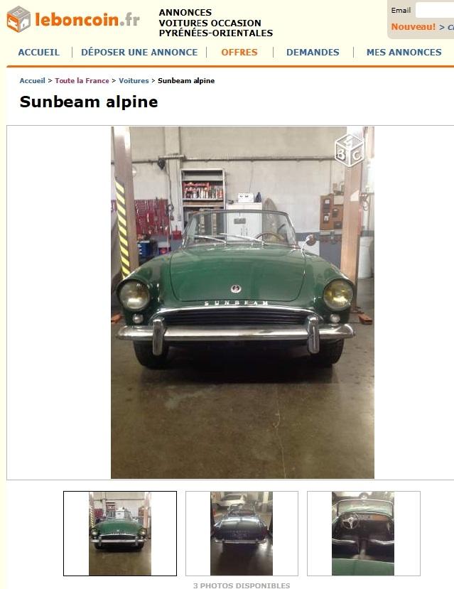 Alpine serie II sur LBC Serie_10