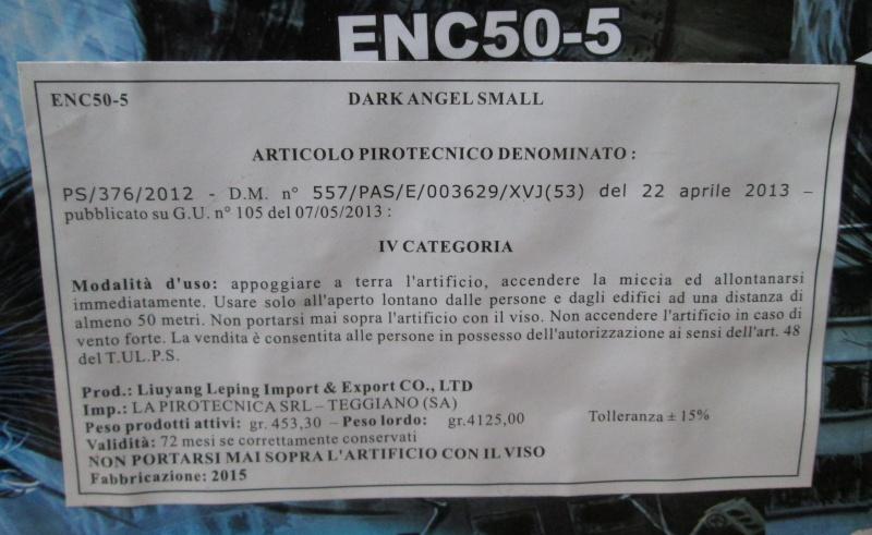 DARK ANGEL (small 50 lanci) 01710