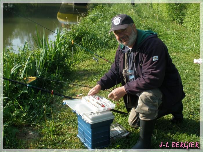 Mon ouverture 2ème catégorie (le poisson est absent) P5010114