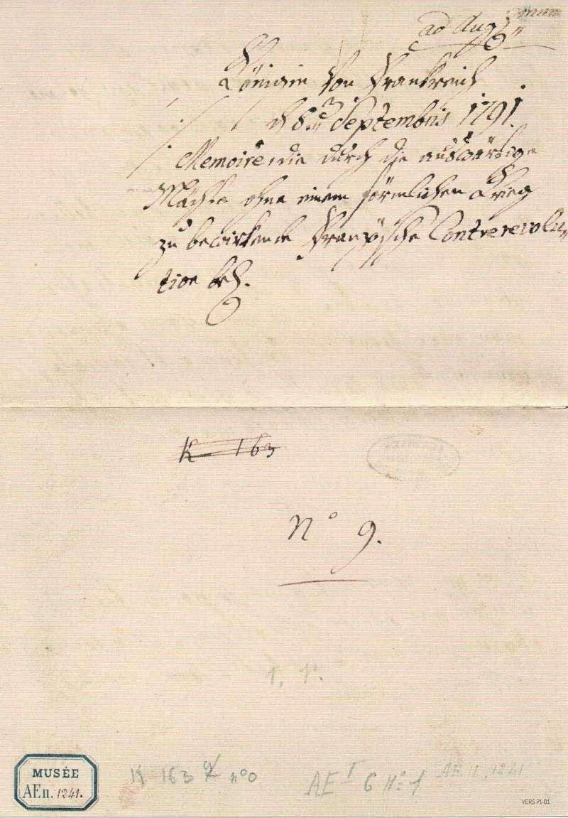 Les dernières lettres de Marie-Antoinette Img22210