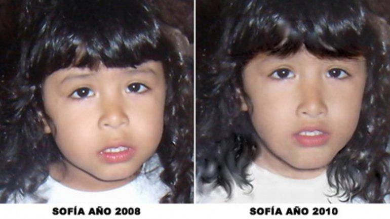 SOFIA-NENA DE RIO GRANDE DESAPARECIDA 00116010