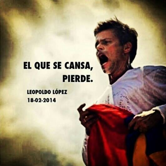 LIBERTAD PARA LEOPOLDO LOPEZ El_que10