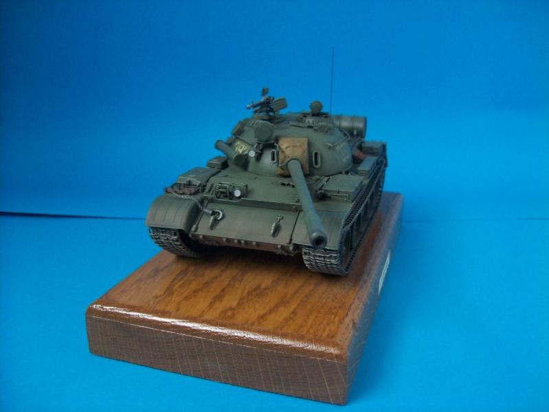 T 55  de Tamiya au 1/35° Maquet28