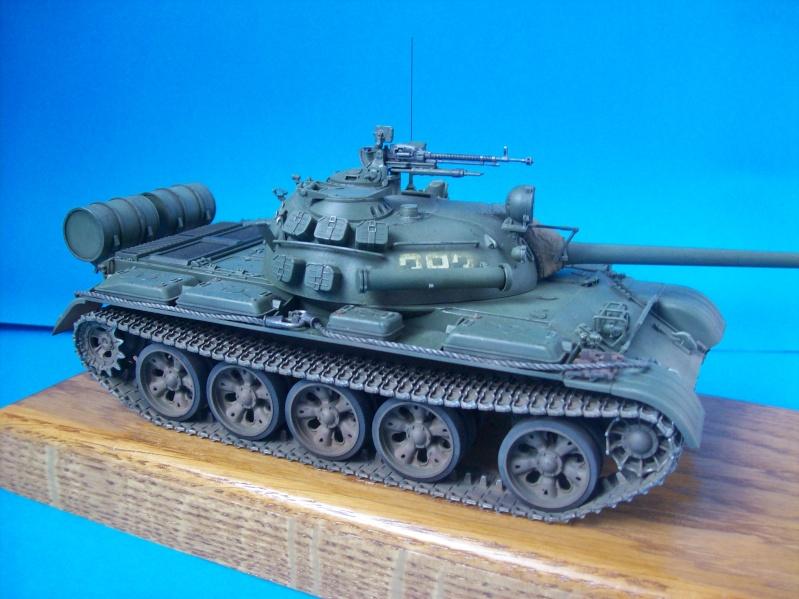 T 55  de Tamiya au 1/35° Maquet29